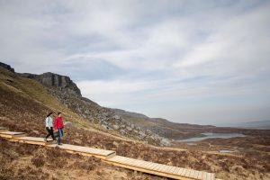Cuilcagh Mountain, Legnabrocky Trail