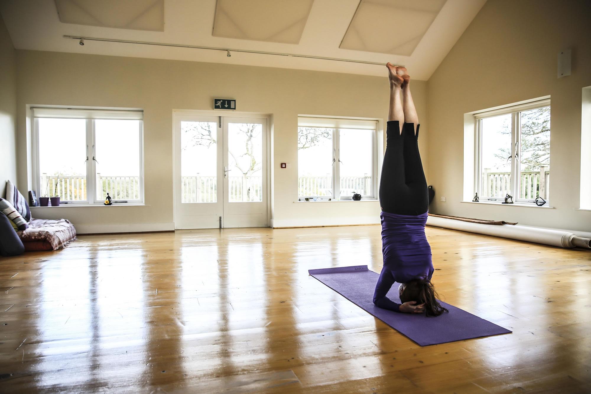 Yoga Studio - Blaney Spa & Yoga Centre