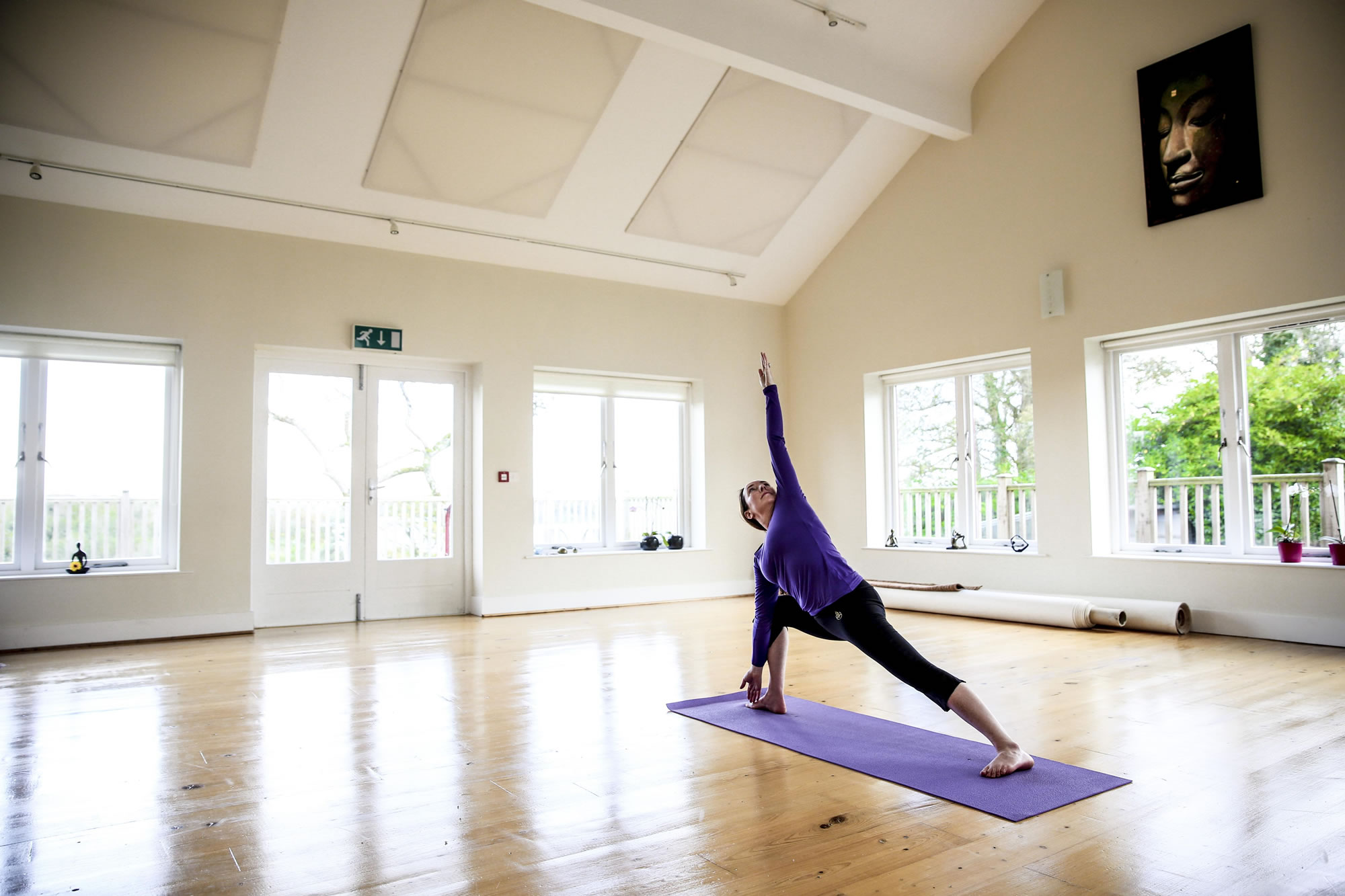 Yoga Studio Blaney Spa Amp Yoga Centre